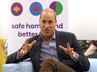 Prince William says he would fully support his child if they were gay