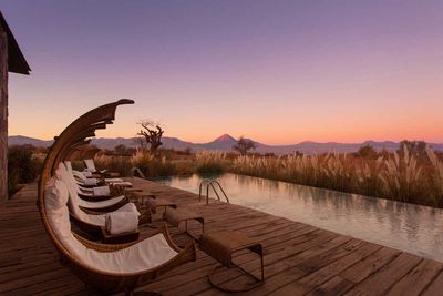 <strong>Best Pool with a View: Tierra Atacama Hotel &amp; Spa Atacama Desert, Chile</strong>
