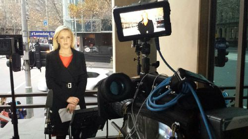 9NEWS reporter Alexis Daish nominated as Walkley Foundation announces Young Journalist of the Year finalists