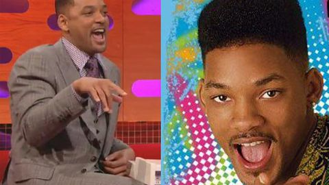 Watch: Will Smith brings back the <i>Fresh Prince</i> rap