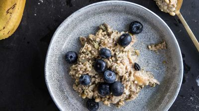 "Recipe: <a href=""http://kitchen.nine.com.au/2018/02/07/14/43/breakfast-mix-recipe"" target=""_top"">Breakfast mix</a>"
