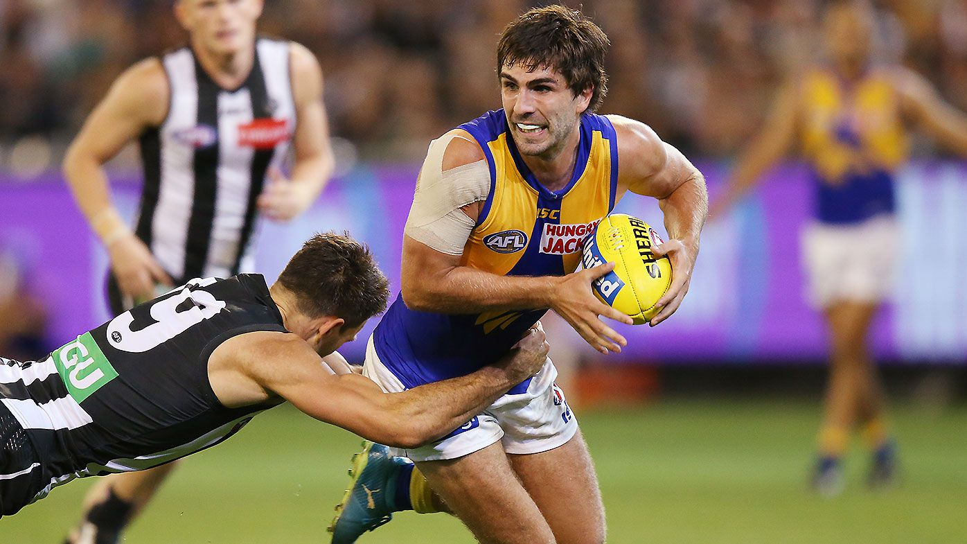 Andrew Gaff turns on the class as West Coast Eagles win Grand Final rematch