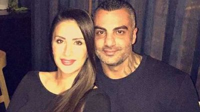 Ex-bikie boss' widow prays for his 'beautiful heart' before funeral