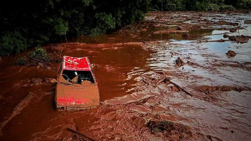 World News Brazil Dam collapse