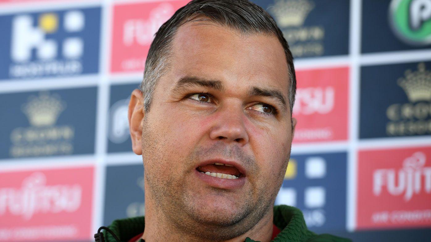 NRL: David Furner set to coach South Sydney Rabbitohs in 2019 as Anthony Seibold makes way