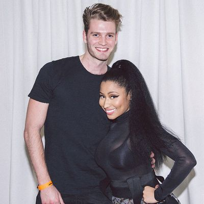 Meeting Nicki Minaj, London, March 29 2015
