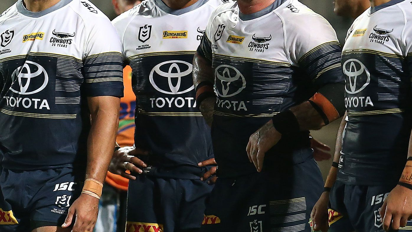 NRL clear North Queensland Cowboys over alleged sex scandal