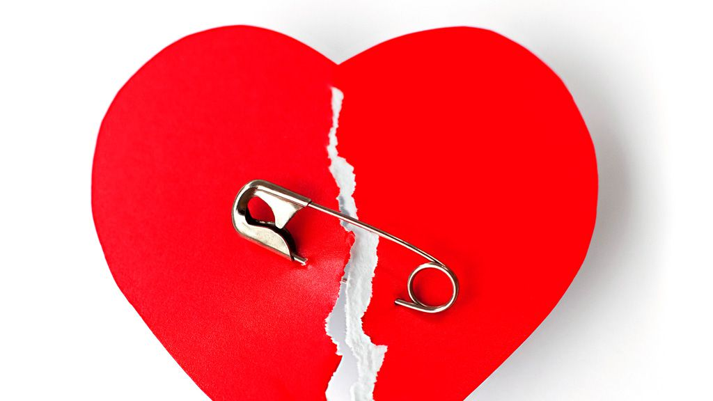 Half hearted: children living half and half with each parent post-divorce do best. Image: Getty