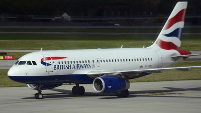 'Drunk pilot' pulled off British Airways plane