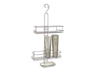 iDesign Linea Adjustable Shower Caddy