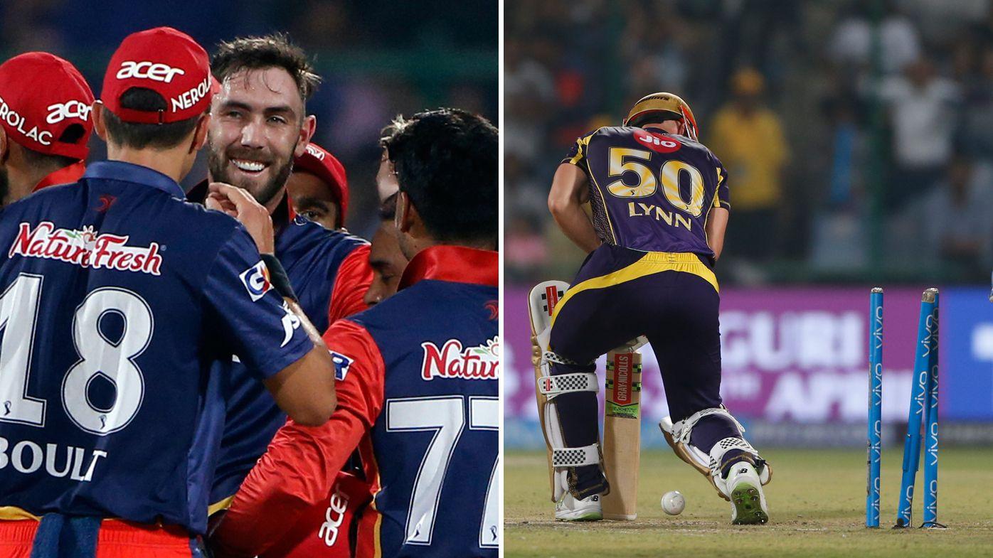 Delhi Daredevils ease to big win over Kolkata Knight Riders in IPL
