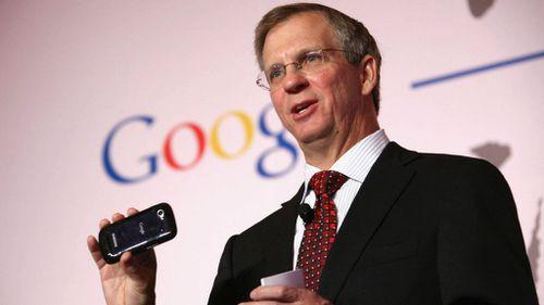 Google executive Alan Eustace. (Getty)