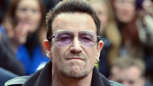Bono the world's richest popstar after Facebook investment