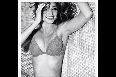 @mirandakerr: Happy Wednesday<br><br>Image: Miranda Kerr/Instagram