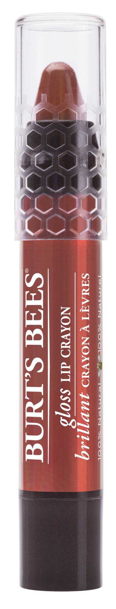 "<a href=""http://www.burtsbees.com.au/natural-products/lips-lip-colour/gloss-lip-crayon.html"" target=""_blank"">Burt's Bees Gloss Lip Crayon, $16.95.</a><br /> Yes, it's a lip crayon with a velvety gloss finish. But it can easily be used as blush too! Seriously. Try it."