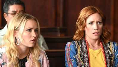 Brittany Snow, Emily Osment, Almost Family, 9Now