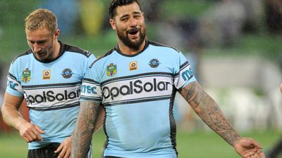 <strong>3. Cronulla Sharks (last week 2)</strong><br />