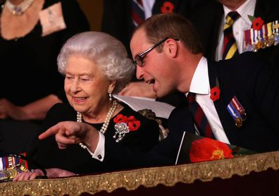 The Queen has ensured Prince William is prepared to be King.