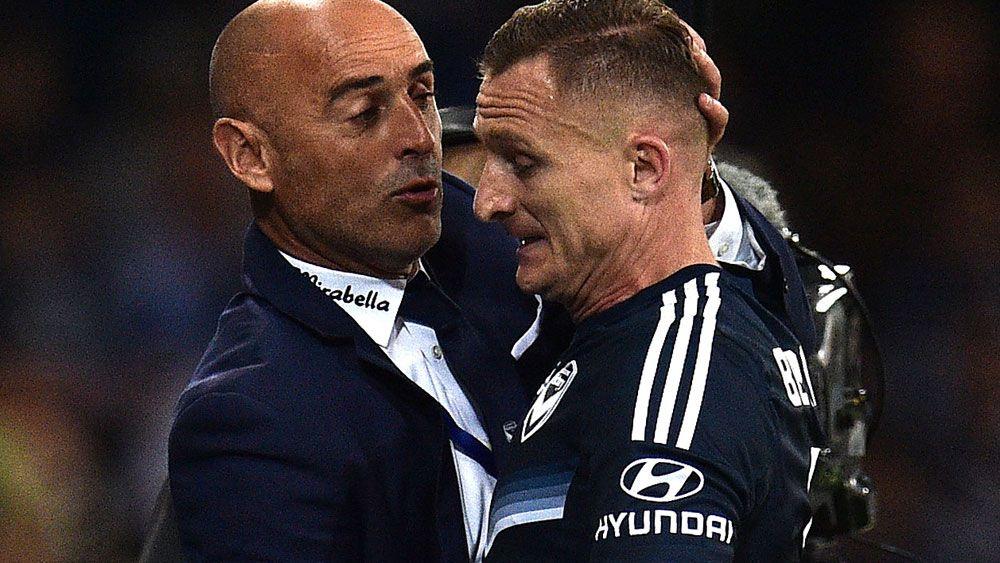 Muscat hails A-League record-maker Berisha