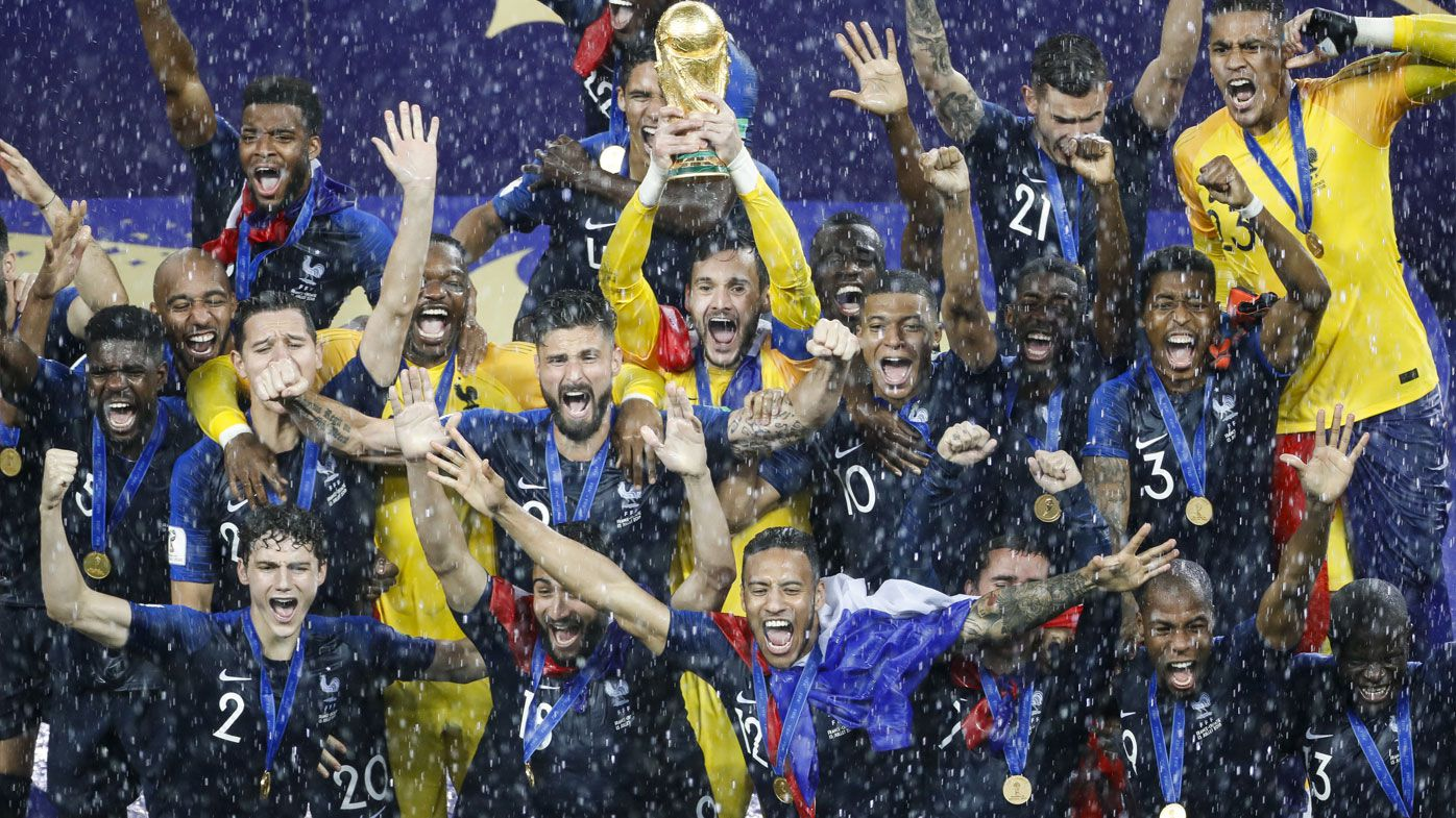 Support growing for 48-team Qatar World Cup: FIFA