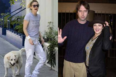 We kind of forget these two were even married but Drew Barrymore and Tom Green were locked in a vicious battle over their golden retriever Flossie. Filing for divorce just one year after marriage, they both staked claim on the pooch which saved their live after waking them during a house fire. But it was Drew who won. And rightly so…it was her dog way before meeting Tom.