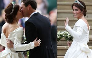 Royal wedding: Princess Eugenie ties the knot with Jack Brooksbank