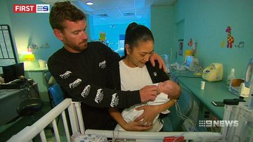 VIDEO: Central Coast Baby defying all odds with help from NSW doctors