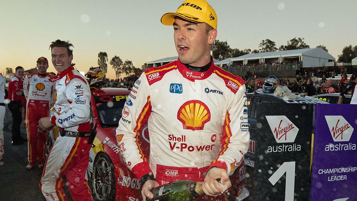 Scott McLaughlin claims Ipswich Supercars win