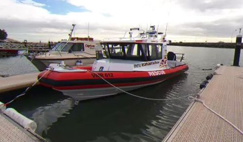 The boat can no longer be used for rescues.