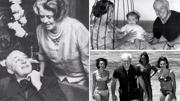 Fifty years on, Harold Holt's family remember 'humanitarian' and loving dad