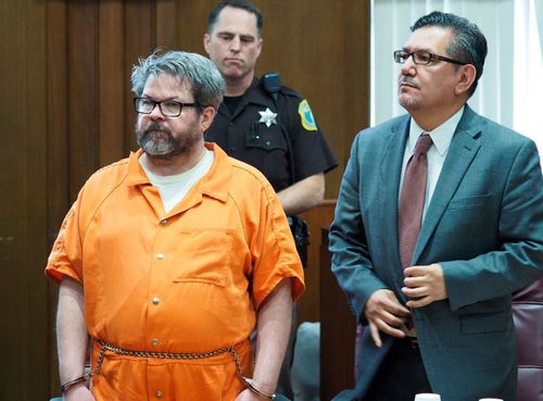 Uber driver accused of killing six strangers