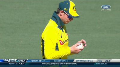 Skipper Smith denies ball-tampering claims