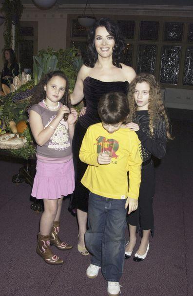 Nigella Lawson, family tragedy, what happened