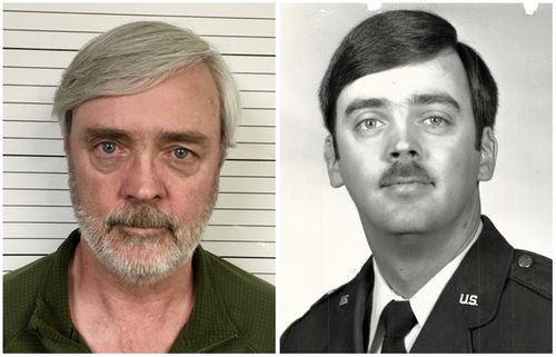 Capt. William Howard Hughes disappeared in 1983 and has been found living under an assumed name in California (AP)