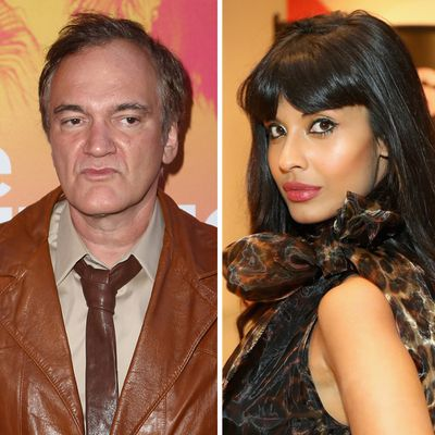 That time Jamil called out Quentin Tarantino for casting an 'attacker'