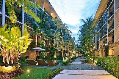 <strong>The Haven Suites&nbsp;Berawa</strong>