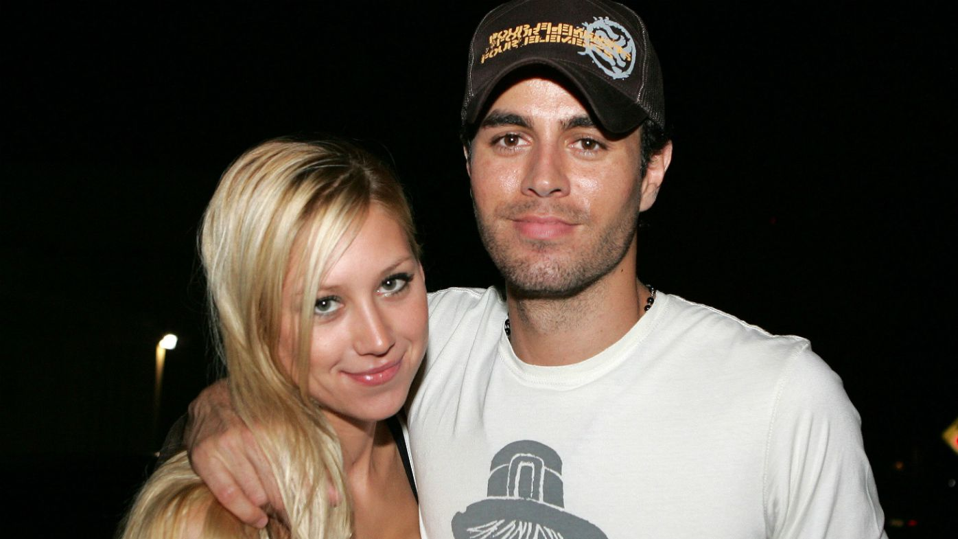 See the First Pics of Enrique Iglesias and Anna Kournikova's Baby Twins