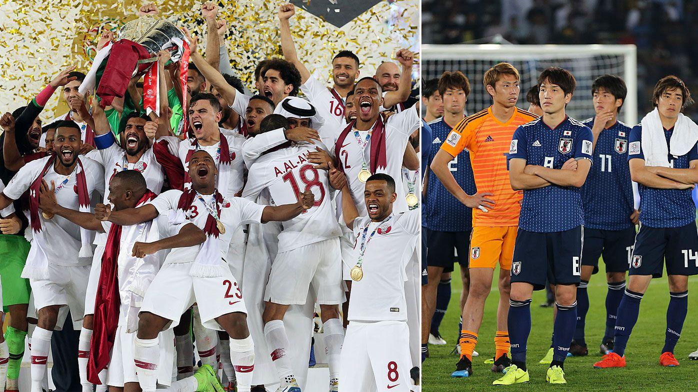 Qatar stun Japan to win first Asian Cup, Almoez Ali scores stunning bicycle kick goal