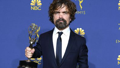 Peter Dinklage wins Best Supporting Actor in a Drama Series at the 2018 Emmys
