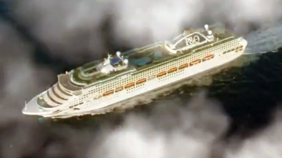 The virtual cruise is being offered through P&O's social channels.