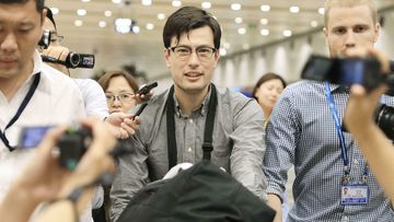 Friend of Australian freed from North Korea believes he'll go back