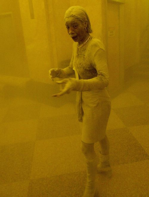 Woman in iconic 9/11 'Dust Lady' photo dies of cancer
