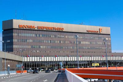 6. Moscow Sheremetyevo International Airport, Moscow, Russia: 8.35 /10