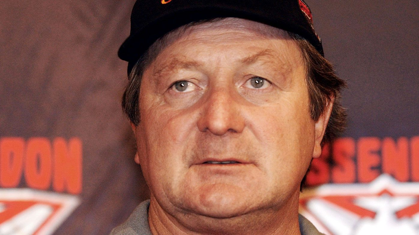 Essendon coach Kevin Sheedy