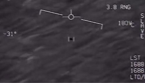 Navy Calls UFOs in Videos 'Unidentified Aerial Phenomena'