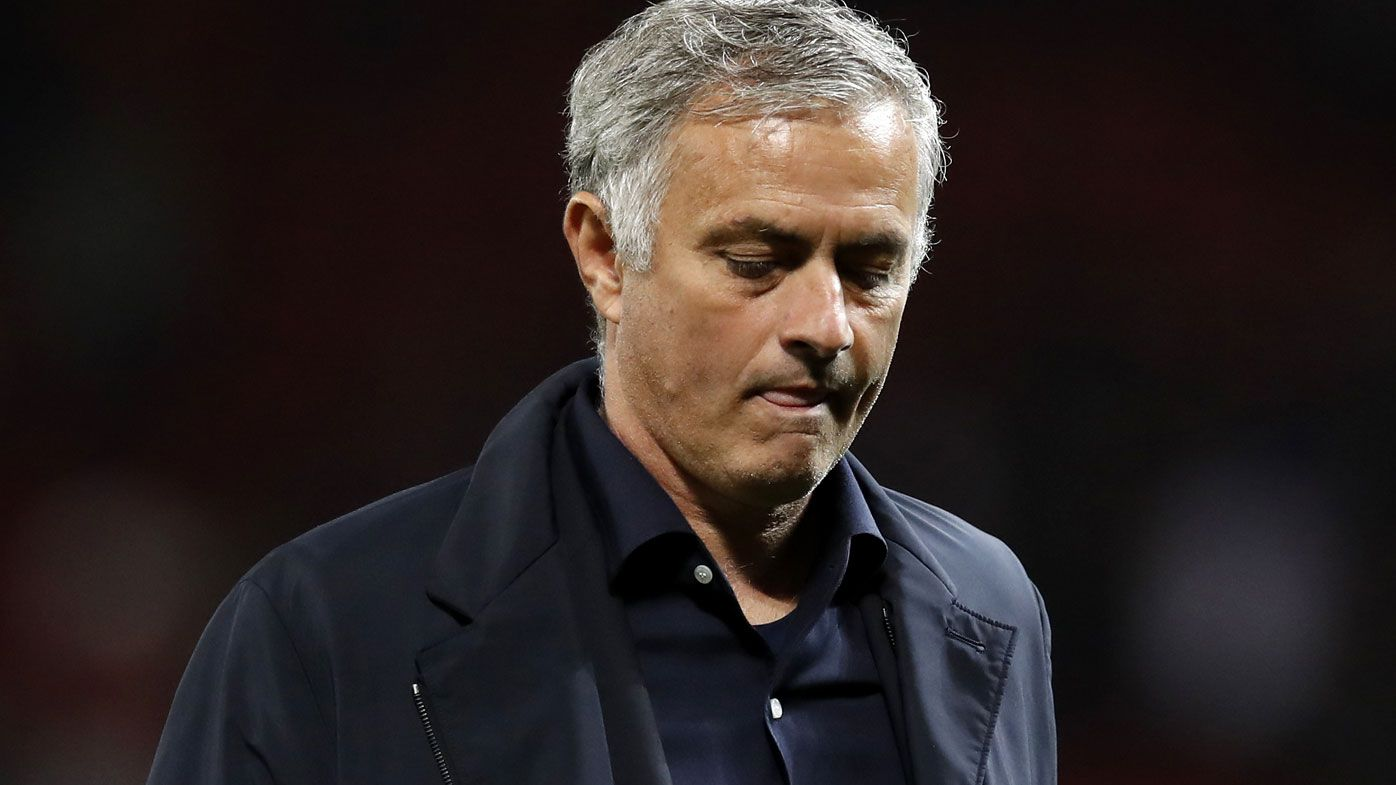 Mourinho bites tongue after ECL draw