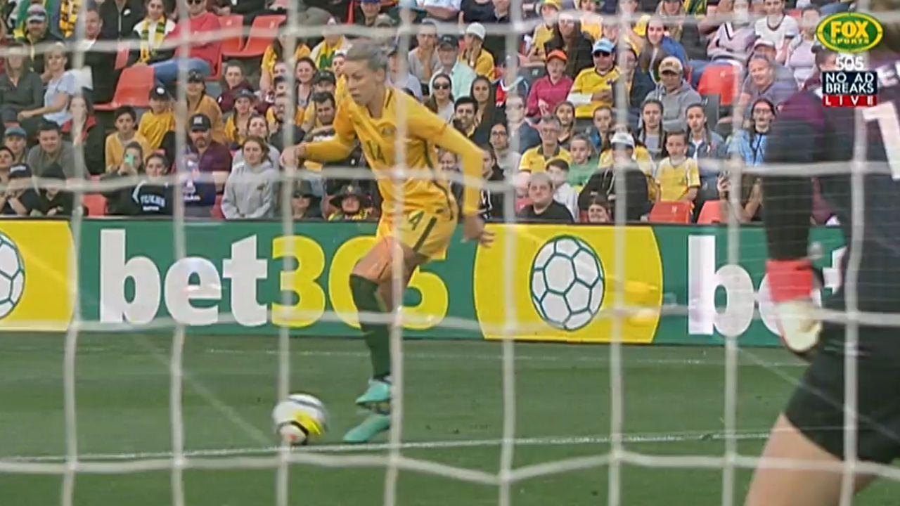 Australia extends lead