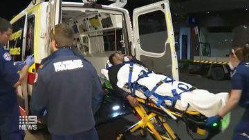 NSW Ambulance staff allegedly attacked