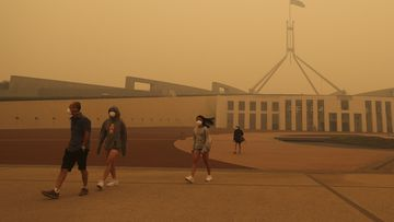 Doctor warns of lung cancer spike due to smoke from deadly Australian bushfires