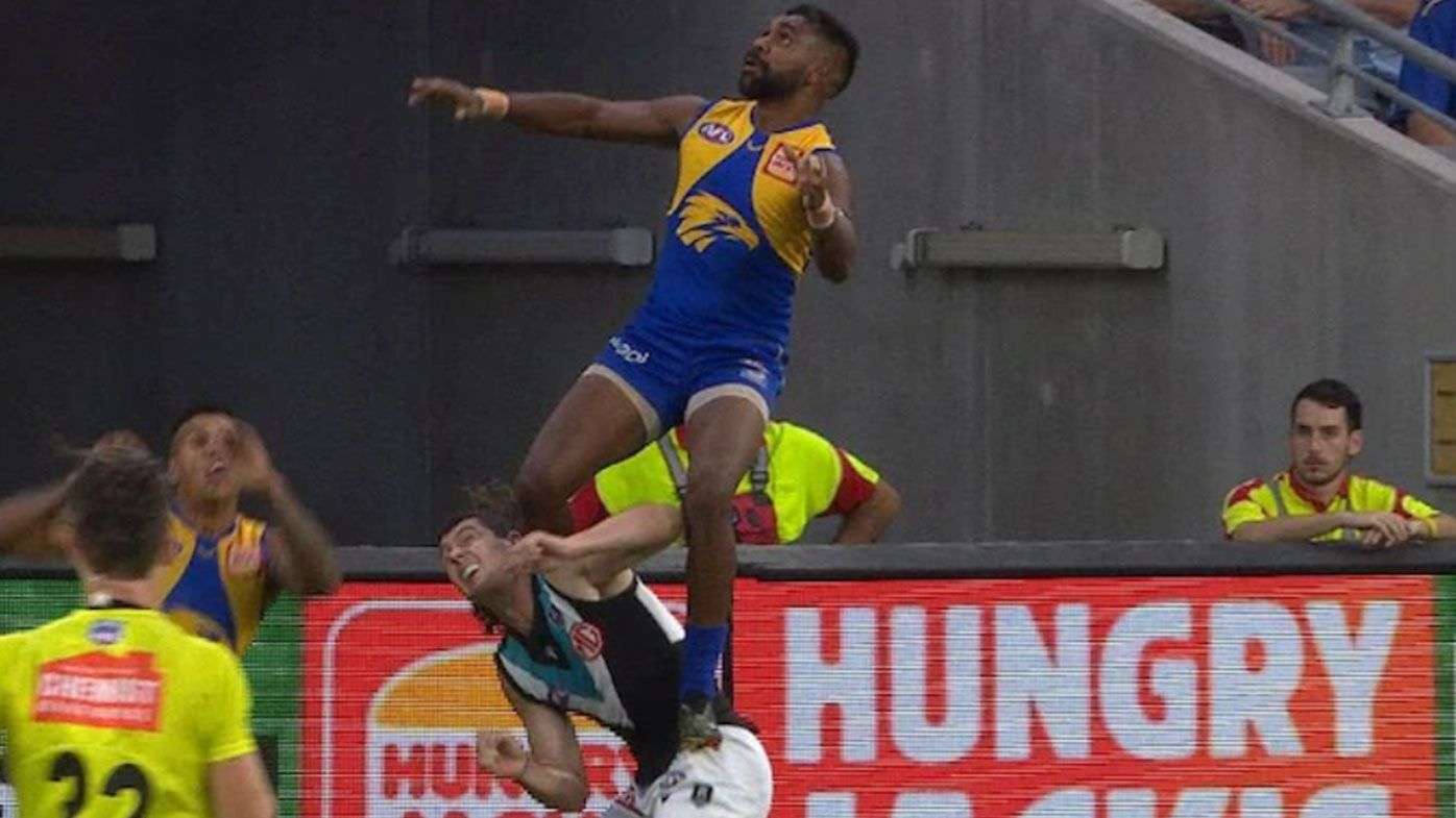 'Knocked his head on the moon': West Coast star Liam Ryan hauls in stunning specky